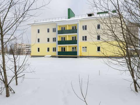 Жилой дом в деревне Сяськелево